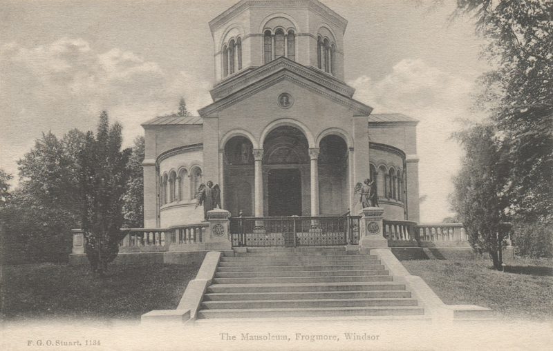 The Mausoleum, Frogmore, Windsor