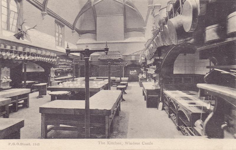 The Kitchen, Windsor Castle