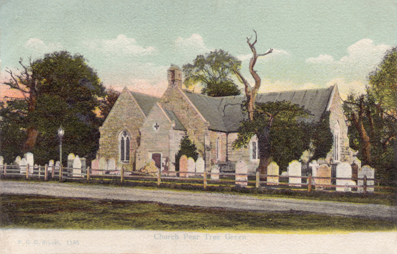 Church, Pear Tree Green