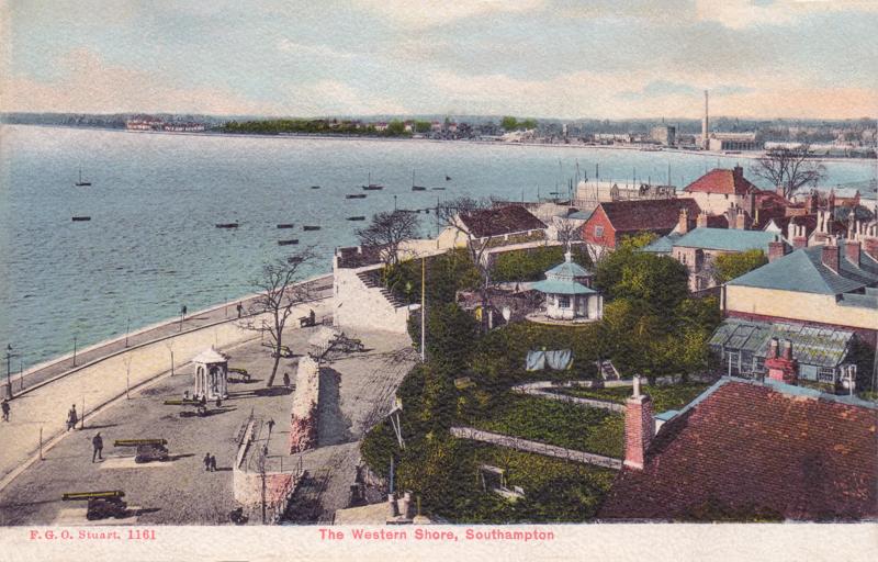 The Western Shore, Southampton