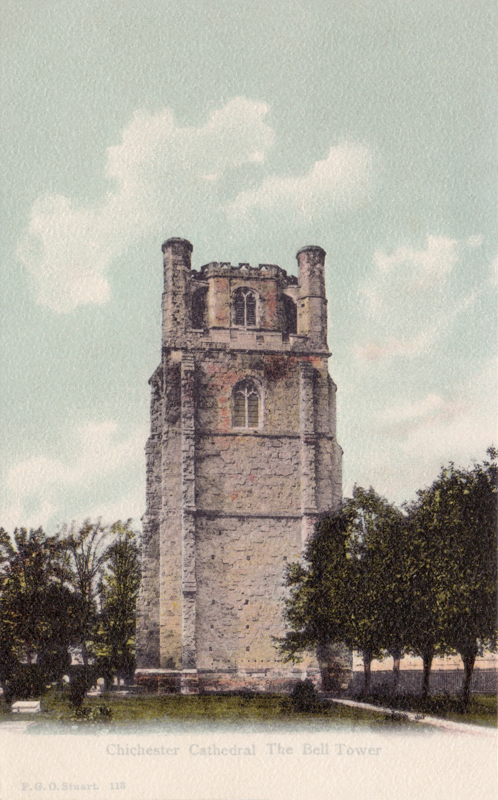 Chichester Cathedral, The Bell Tower