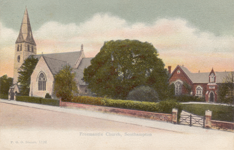 Freemantle Church, Southampton