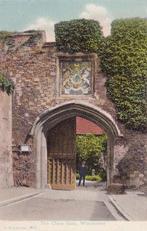 The Close Gate, Winchester