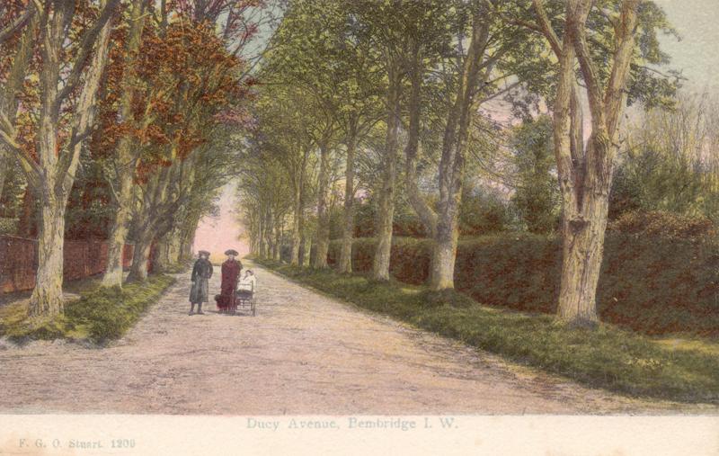 Ducy Avenue, Bembridge I. W.