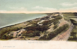 1227  -  Highcliffe from East, Hants