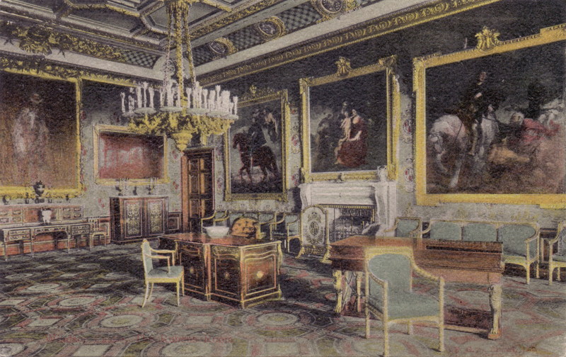 Windsor Castle, The Rubens Room