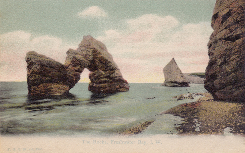 The Rocks, Freshwater Bay, I. W.