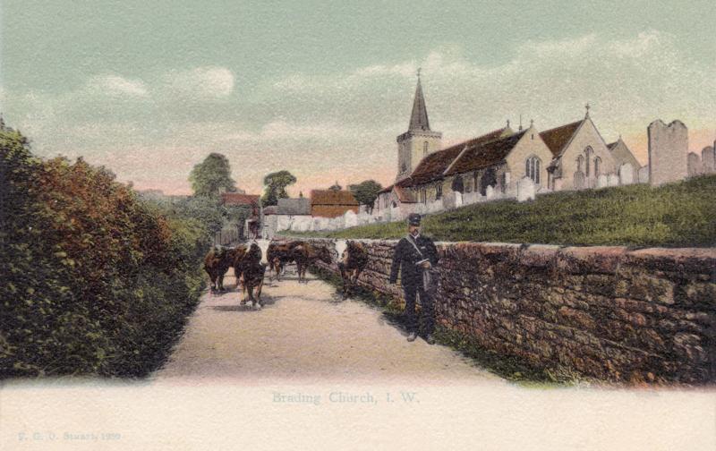 Brading Church, I.W.