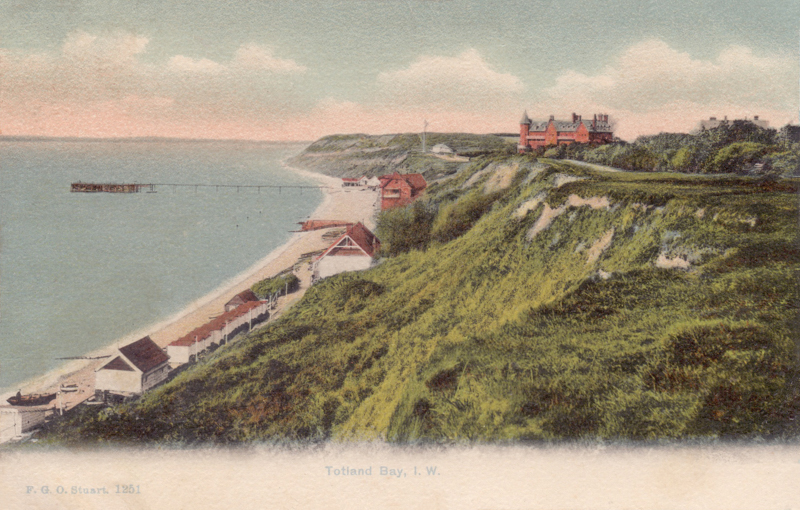 Totland Bay, I.W