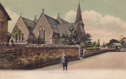 1254  -  Bembridge Church, I. W.