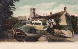 1256  -  Godshill, I.W.