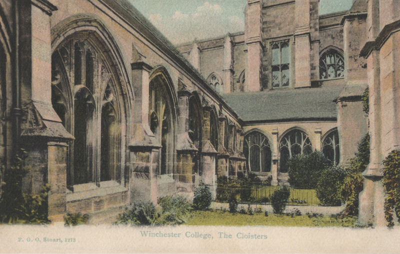 Winchester College, The Cloisters