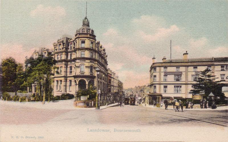 Lansdowne, Bournemouth