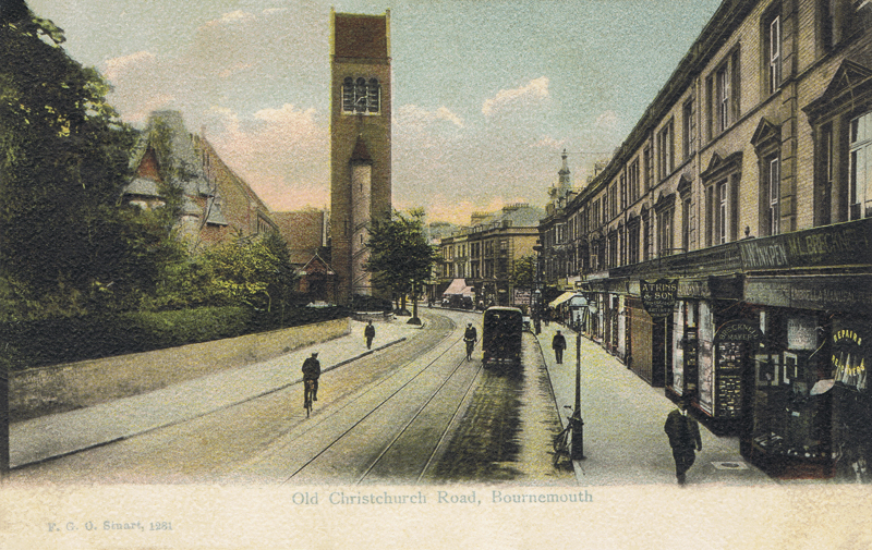 Old Christchurch Road, Bournemouth