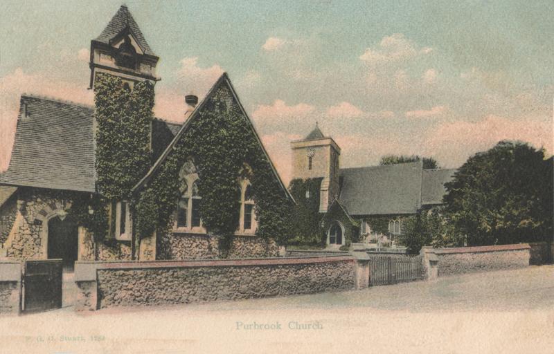 Purbrook Church