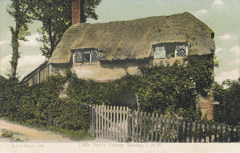 Little Jane's Cottage Brading I. of W