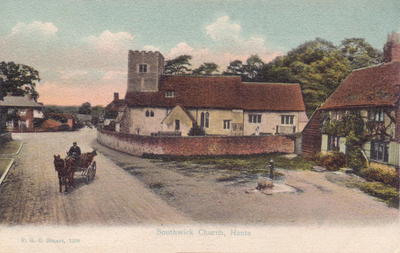 Southwick Church, Hants