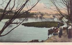 1296  -  Iford Bridge, Christchurch