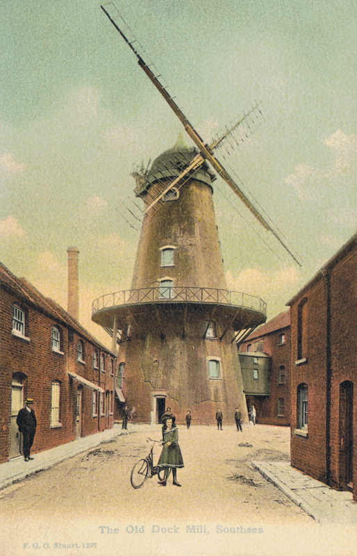The Old Dock Mill, Southsea
