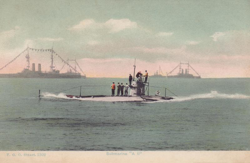 Submarine A11