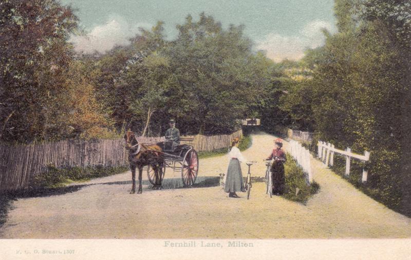 Fernhill Lane, New Milton