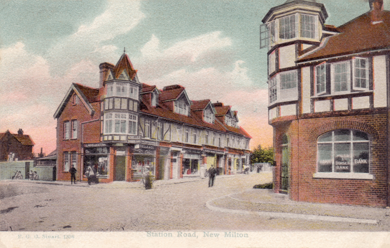 Station Road, New Milton