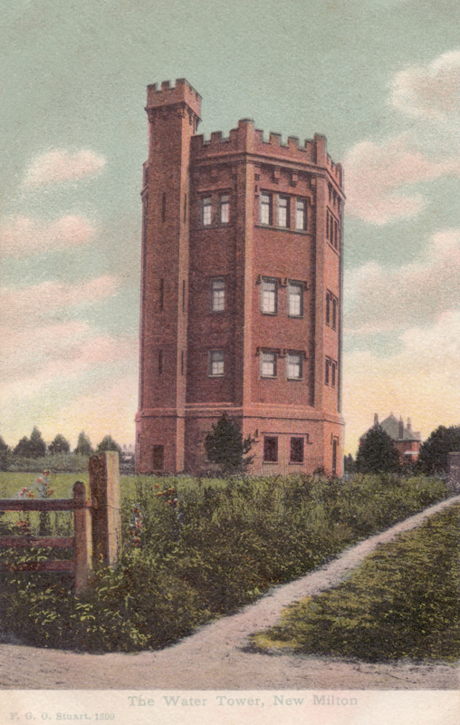 The Water Tower, New Milton