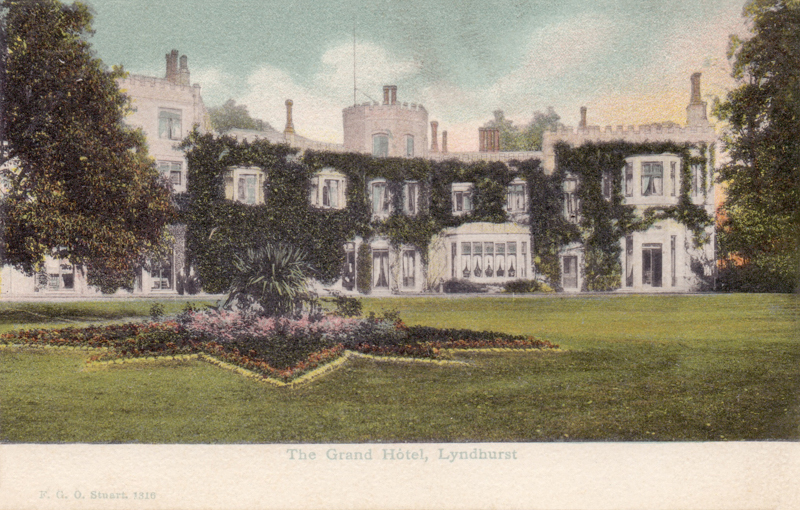 The Grand Hotel, Lyndhurst
