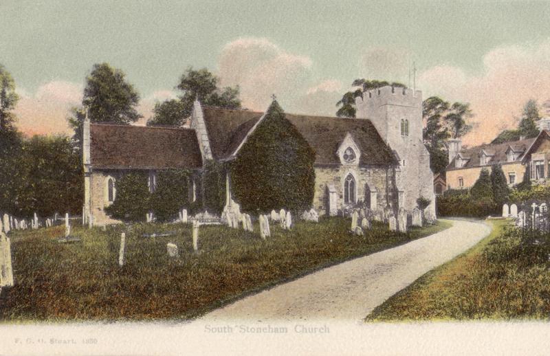 South Stoneham Church