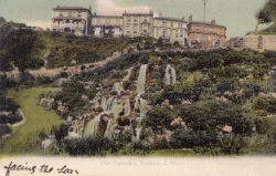 1338  -  The Cascades, Ventnor. I.W.