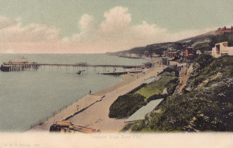 Ventnor from East Cliff