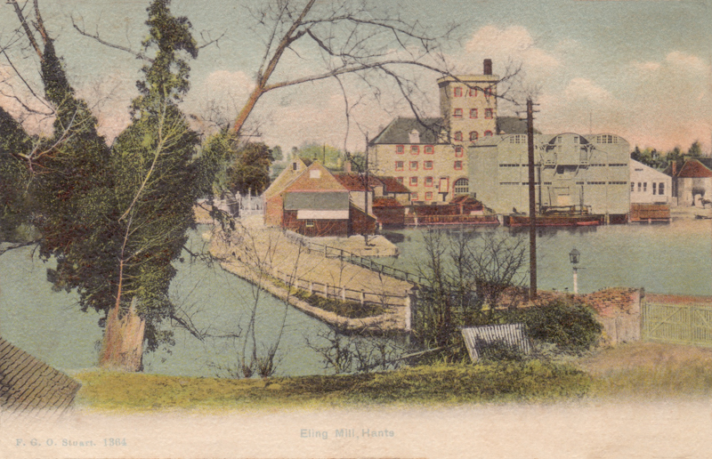 Eling Mill, Hants