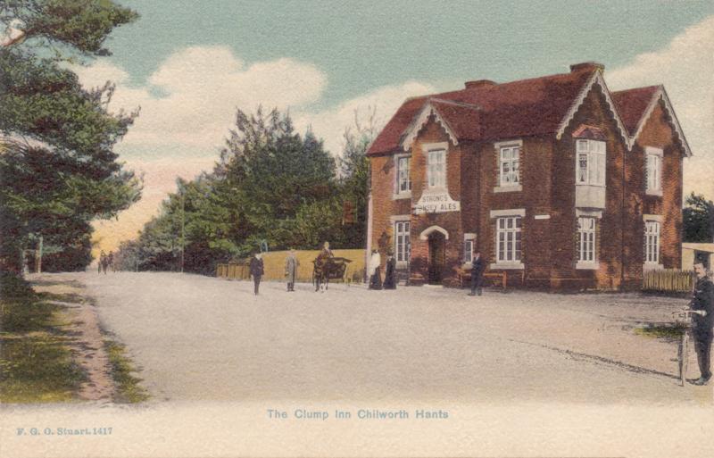 The Clump Inn, Chilworth Hants