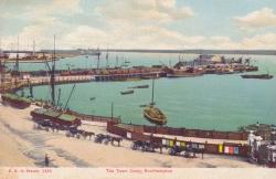 1430  -  The Town Quay, Southampton