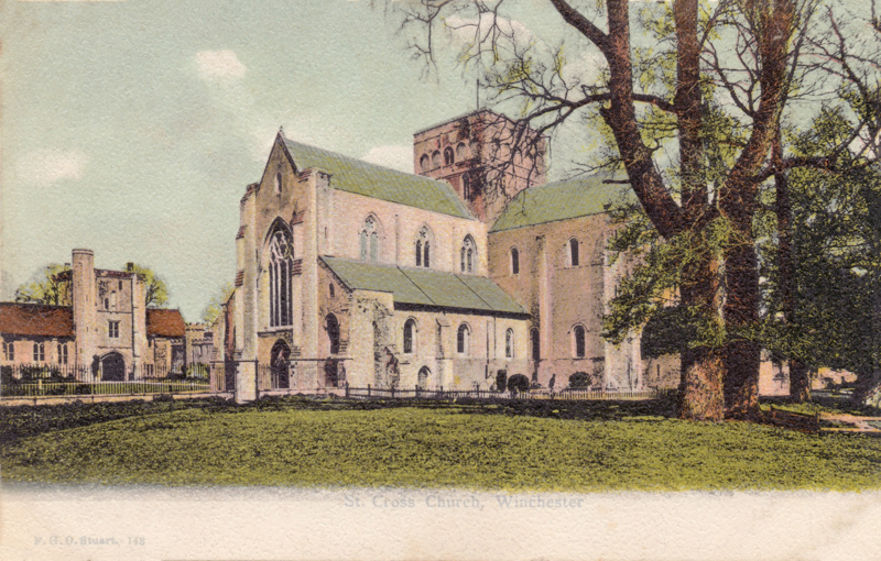 St Cross, Winchester