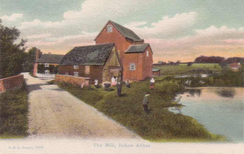 The Mill, Itchen Abbas