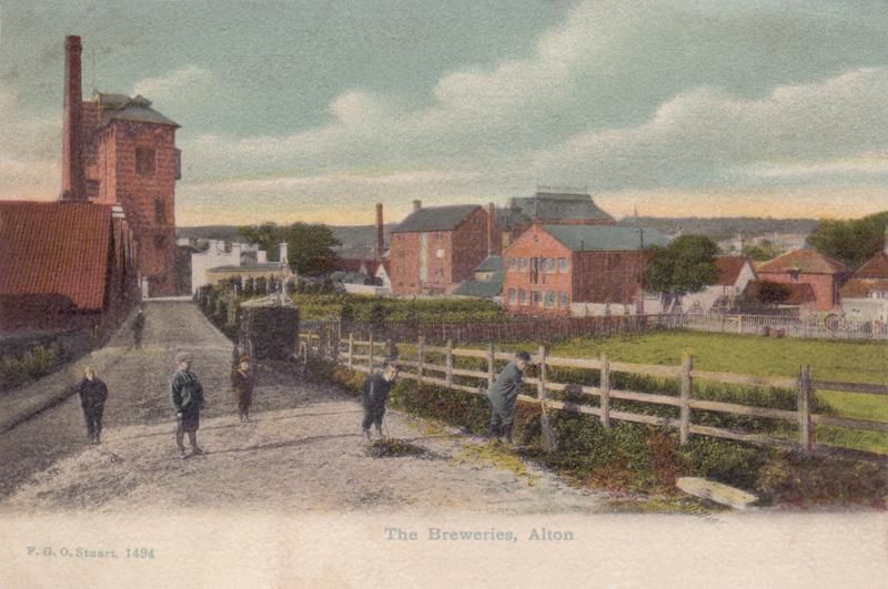 The Breweries, Alton