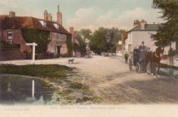 1497  -  Jane Austin's House, Chawton, near Alton