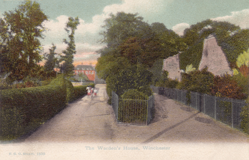 The Warden's House, Winchester