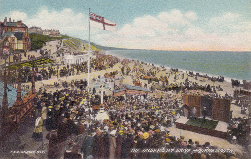 The Undercliff Drive, Bournemouth