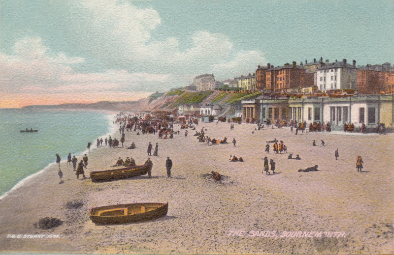 The Sands, Bournemouth