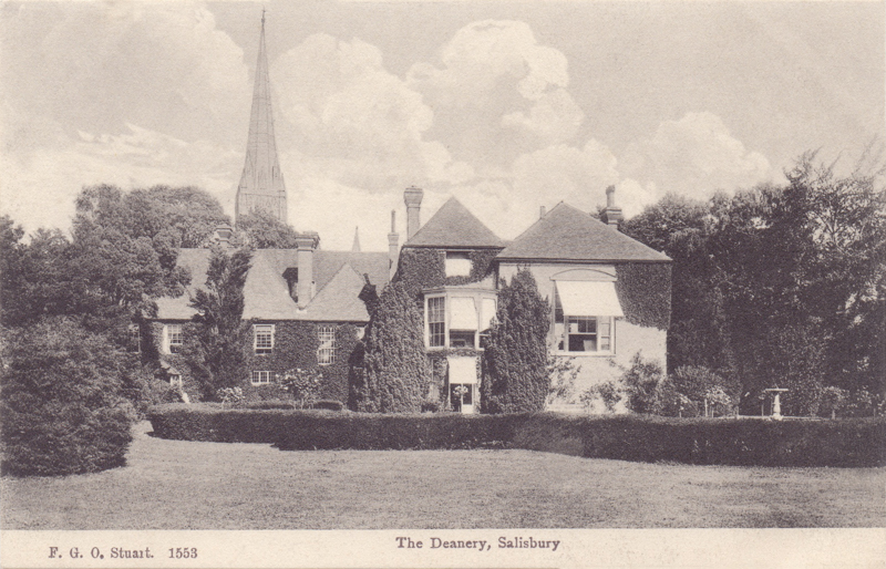 The Deanery, Salisbury