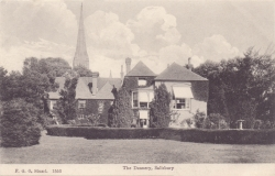 1553  -  The Deanery, Salisbury