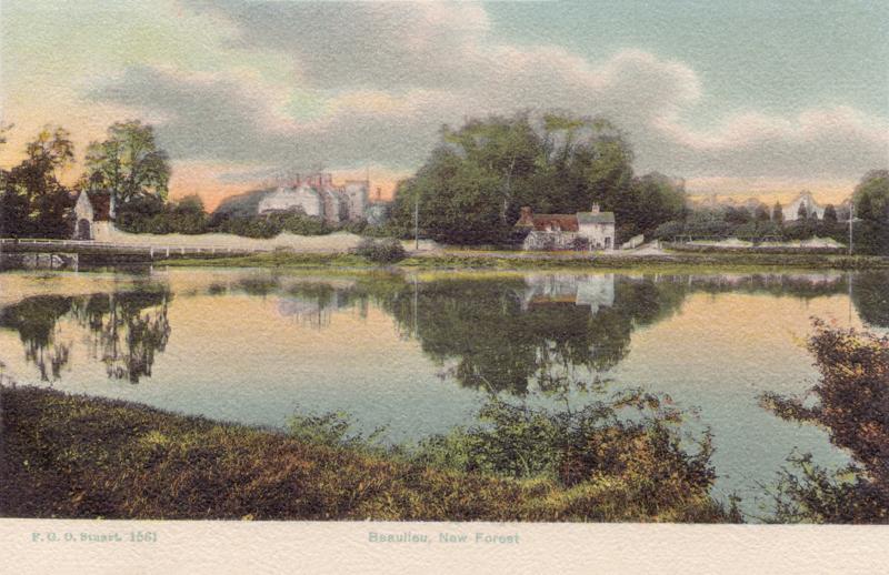 Beaulieu, New Forest