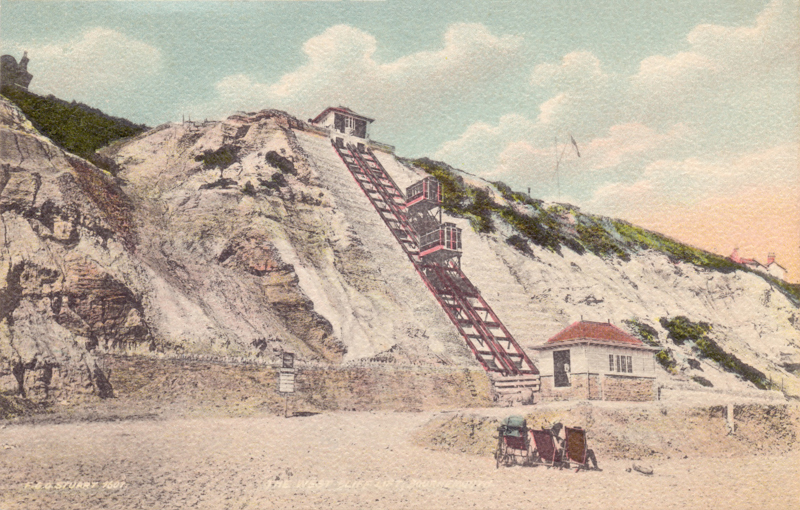 The West Cliff Lift, Bournemouth