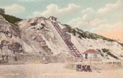 1601  -  The West Cliff Lift, Bournemouth