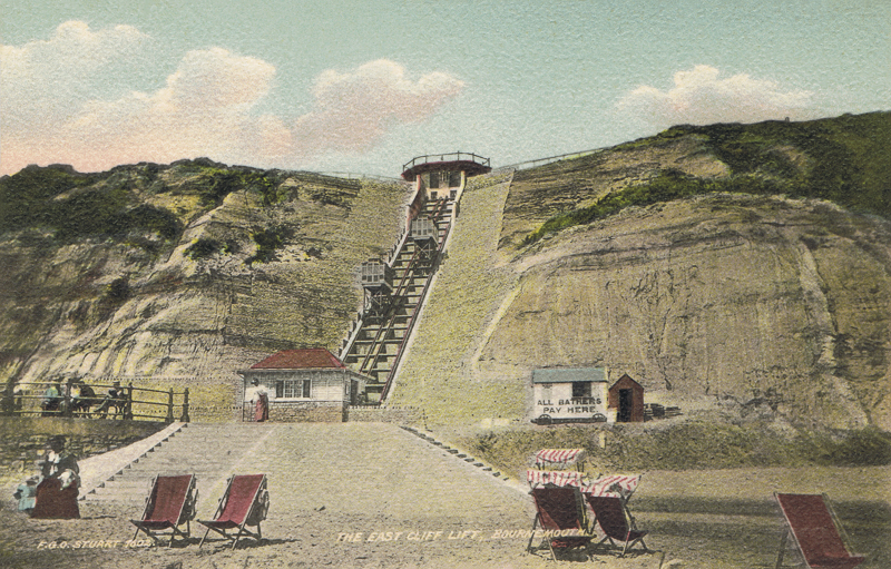 The East Cliff Lift, Bournemouth