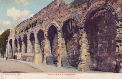 1625  -  The Old Walls, Southampton