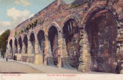 1625  -  The Old Walls, Southampton