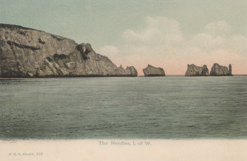 The Needles, I. of W.